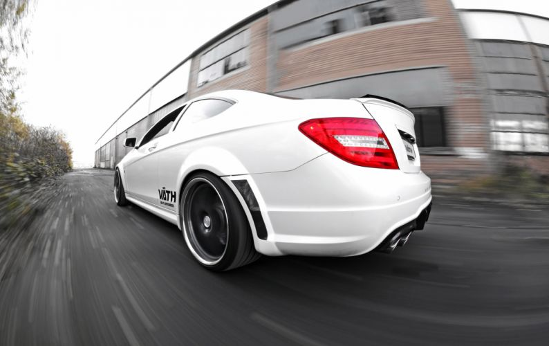 2011 VATH Mercedes Benz V63 SUPERCHARGED tuning t wallpaper