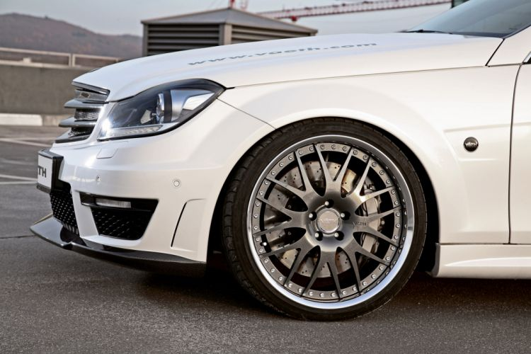 2011 VATH Mercedes Benz V63 SUPERCHARGED tuning wheel wheels wallpaper