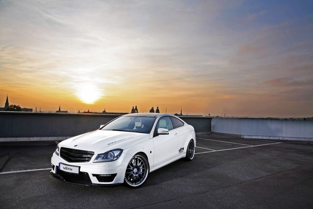 2011 VATH Mercedes Benz V63 SUPERCHARGED tuning wallpaper