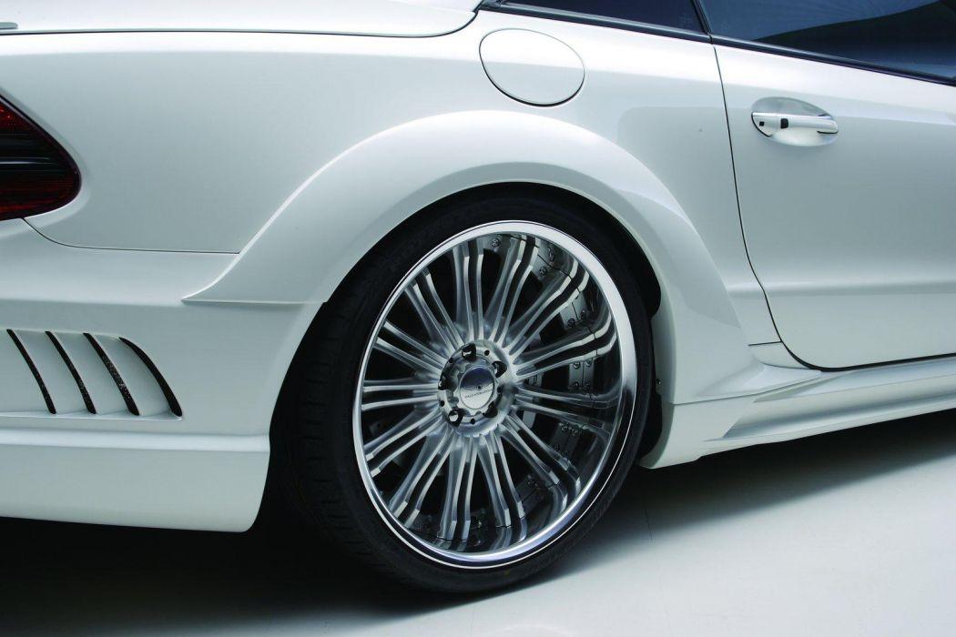 2011 Wald Mercedes Benz R230 tuning wheel wheels q wallpaper