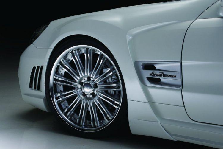 2011 Wald Mercedes Benz R230 tuning wheel wheels wallpaper