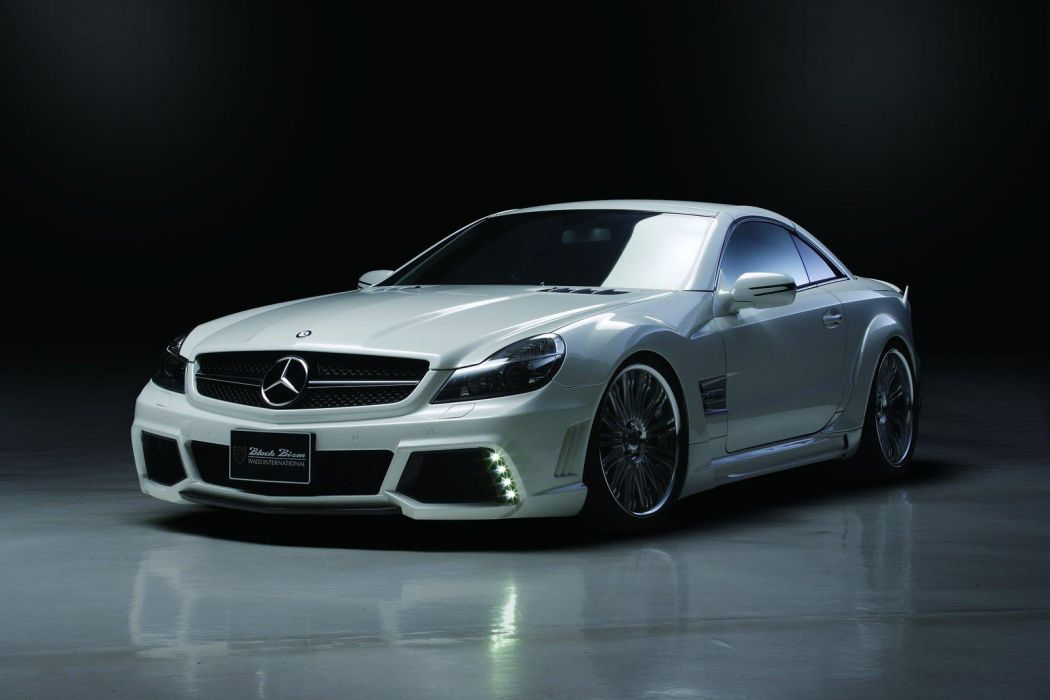2011 Wald Mercedes Benz R230 tuning wallpaper