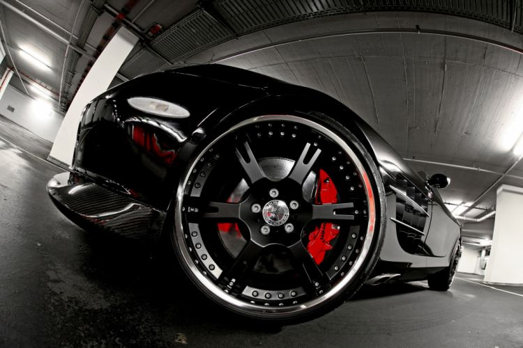 2011 Wheelsandmore Mc-Laren Mercedes Benz SLR 722 Epochal supercar supercars wheel wheels wallpaper