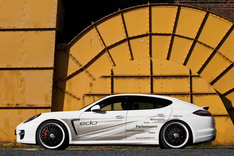2012 edo-Competition Porsche Panamera Turbo-S turbo tuning f wallpaper