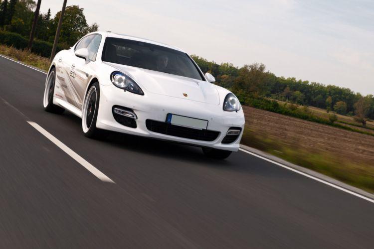2012 edo-Competition Porsche Panamera Turbo-S turbo tuning q wallpaper