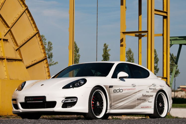 2012 edo-Competition Porsche Panamera Turbo-S turbo tuning t wallpaper