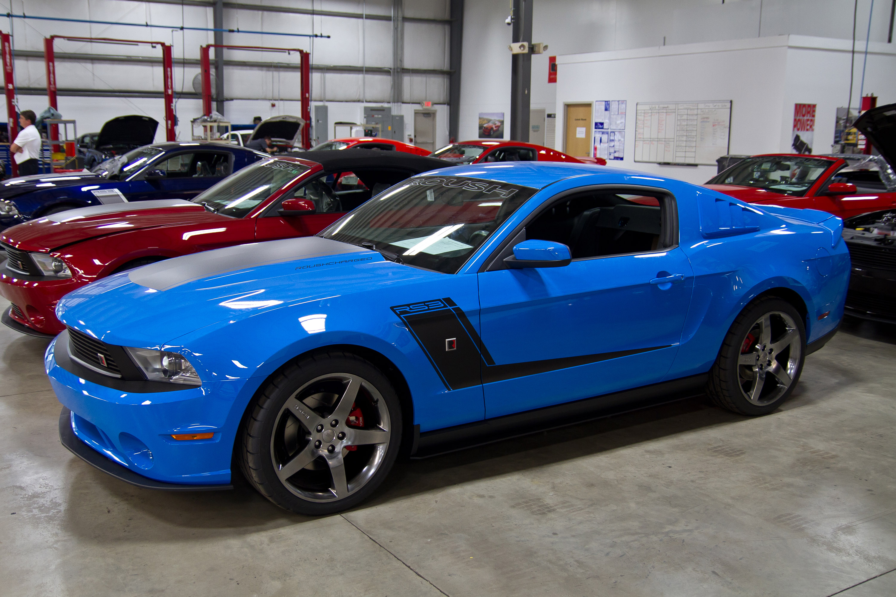 2012 roush stage 3 for autos post. Black Bedroom Furniture Sets. Home Design Ideas