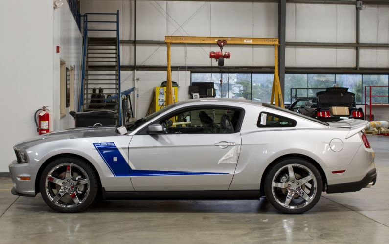 2012 Roush Stage-3 Ford Mustang muscle e wallpaper