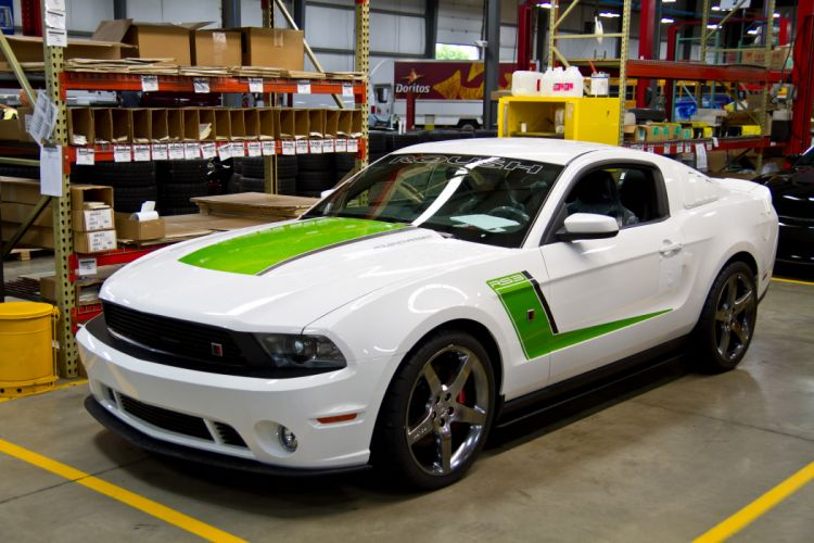 2012 Roush Stage-3 Ford Mustang muscle y wallpaper