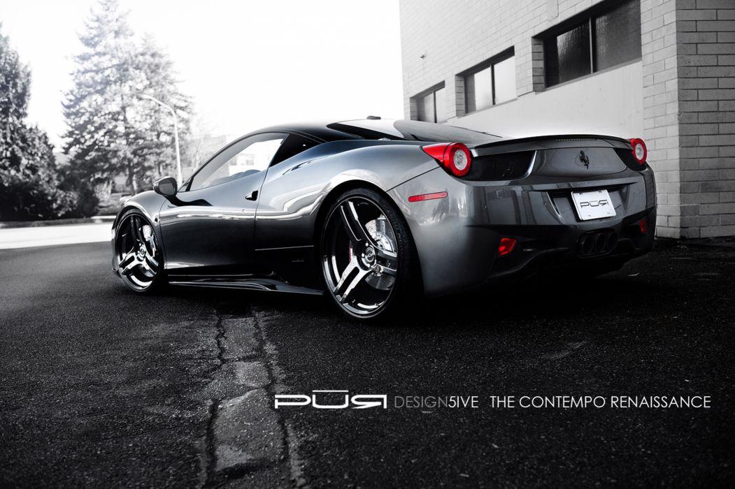 2012 SR-Auto Kiluminati Ferrari 458 supercar supercars e wallpaper