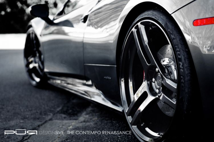 2012 SR-Auto Kiluminati Ferrari 458 supercar supercars wheel wheels wallpaper
