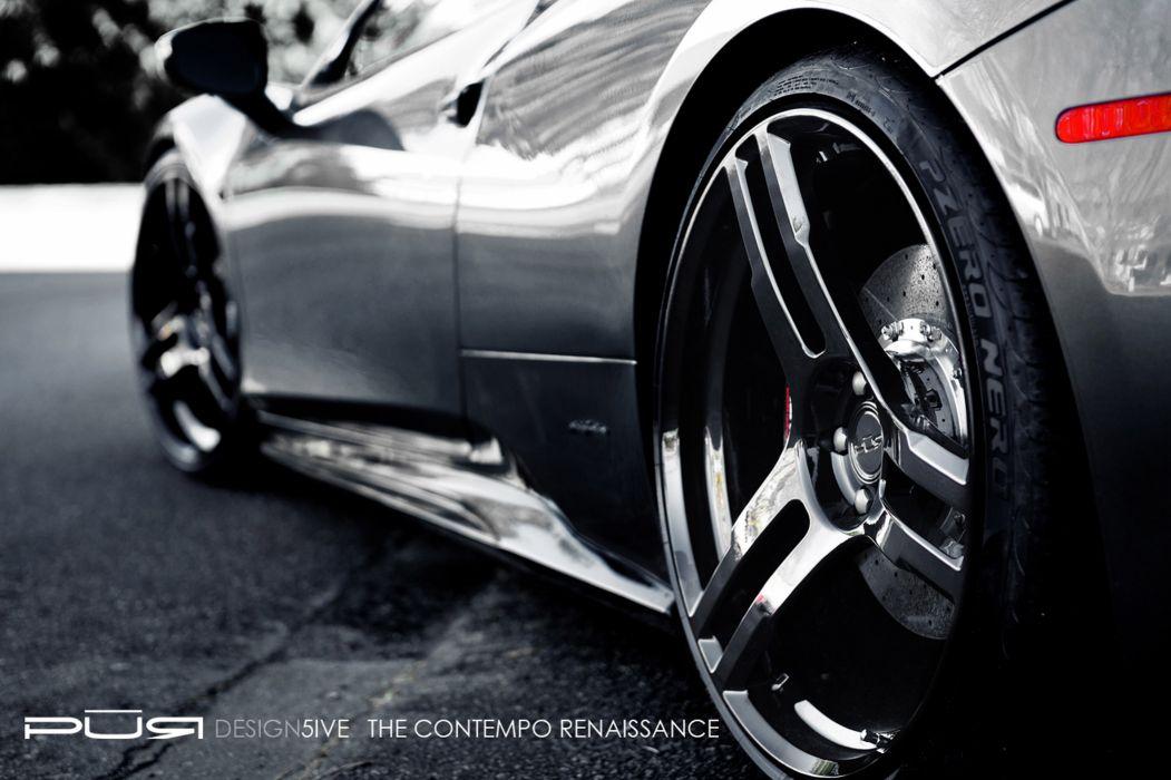 2012 Sr Auto Kiluminati Ferrari 458 Supercar Supercars Wheel Wheels