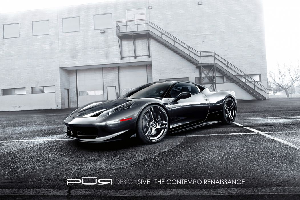 2012 SR-Auto Kiluminati Ferrari 458 supercar supercars wallpaper