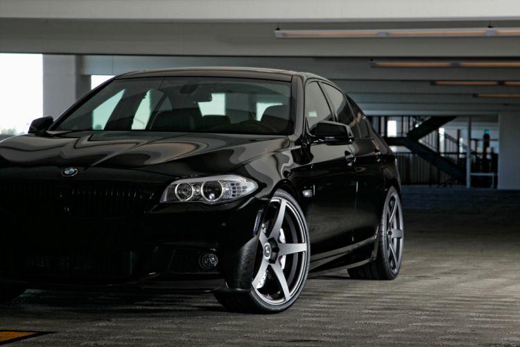 2012 Vorsteiner BMW F10 5-Series VS-130 tuning w wallpaper