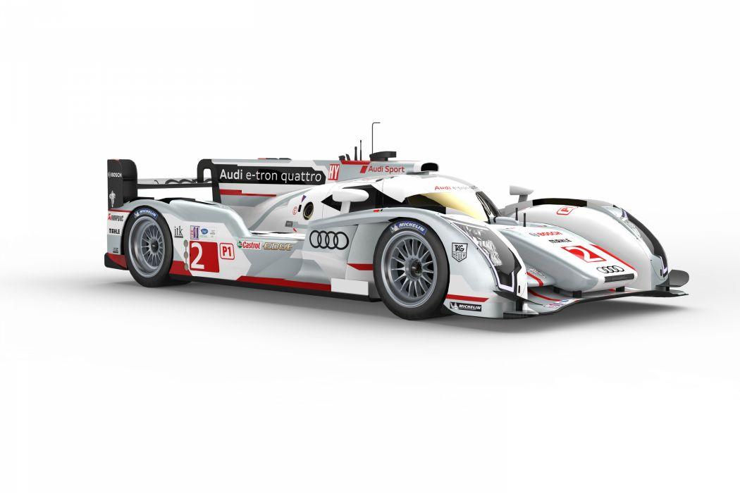 2013 Audi R18 e-tron quattro race racing      w wallpaper