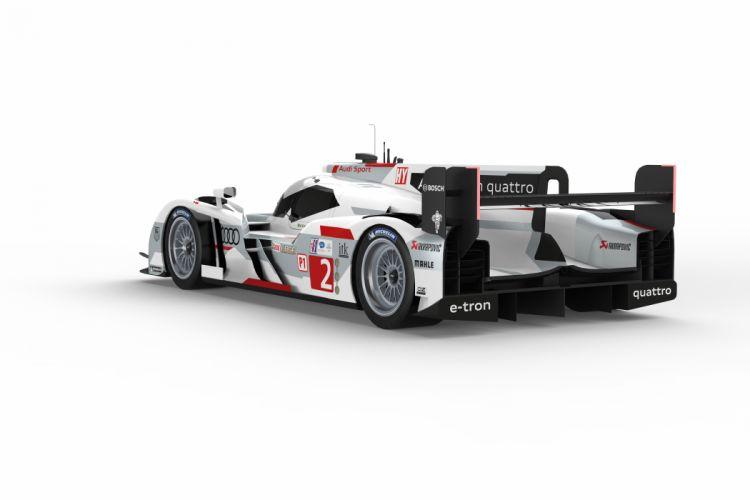 2013 Audi R18 e-tron quattro race racing e wallpaper
