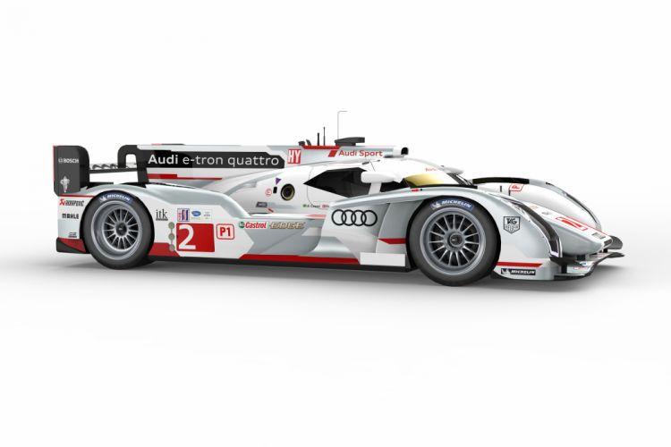 2013 Audi R18 e-tron quattro race racing s wallpaper