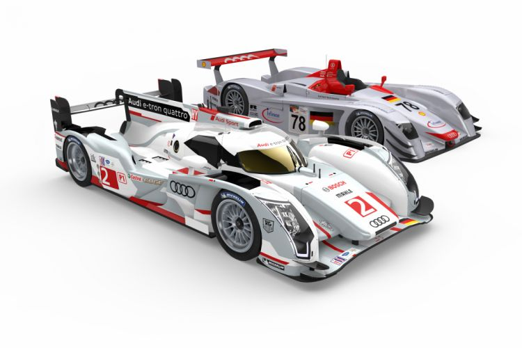 2013 Audi R18 e-tron quattro race racing d wallpaper