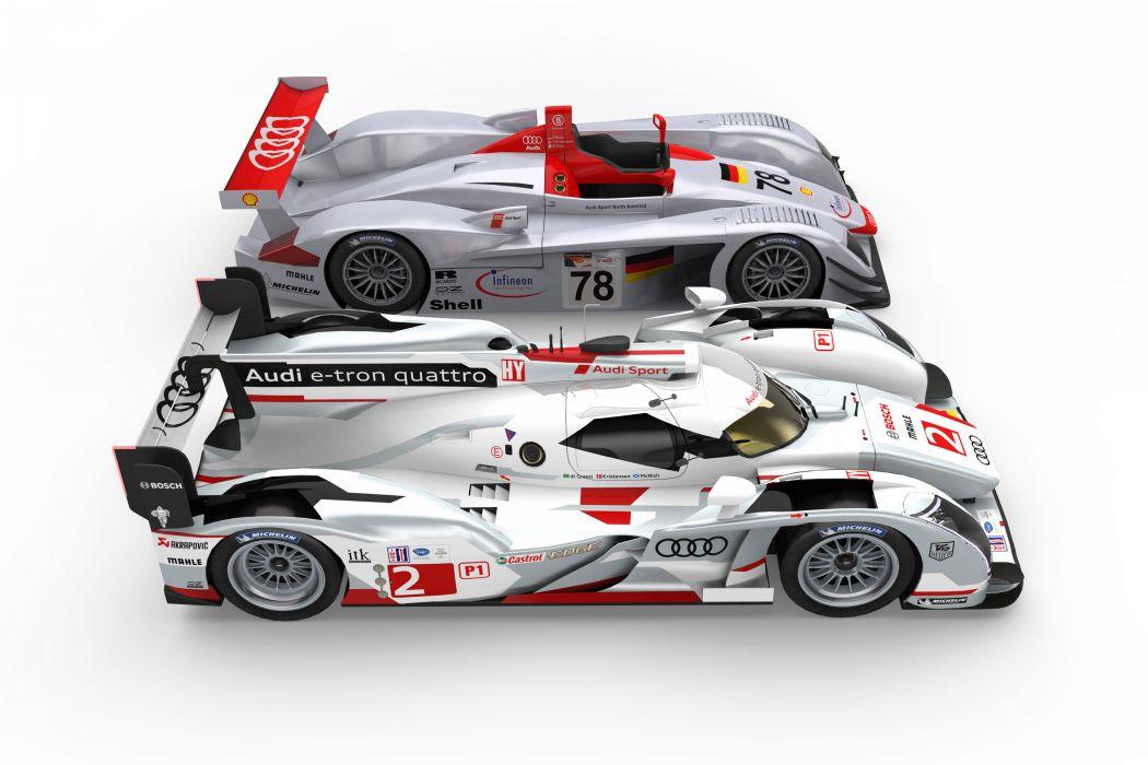 2013 Audi R18 e-tron quattro race racing g wallpaper