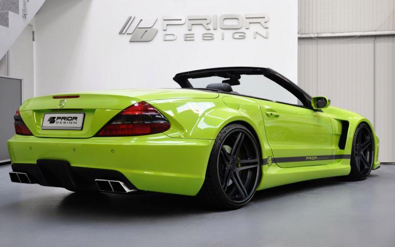 2013 Prior-Desisn Widebody Mercedes Benz S-L tuning r wallpaper
