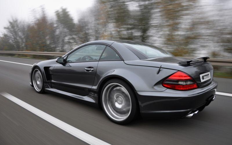 2013 Prior-Desisn Widebody Mercedes Benz S-L tuning a wallpaper