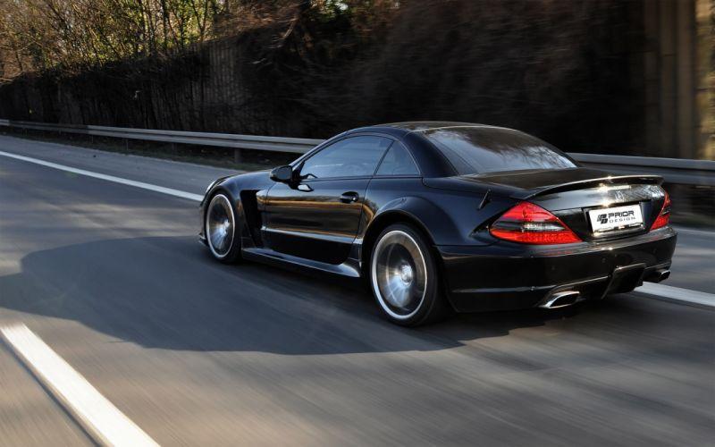 2013 Prior-Desisn Widebody Mercedes Benz S-L tuning f wallpaper