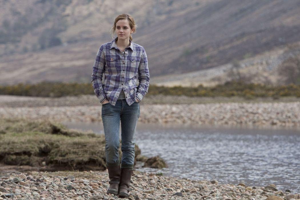 Emma Watson / Hermione Granger wallpaper