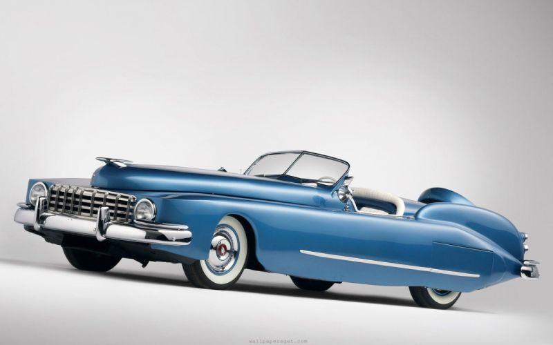 mercury-bob-hope-concept-1950-classic-cabriolet-blue-coupe wallpaper