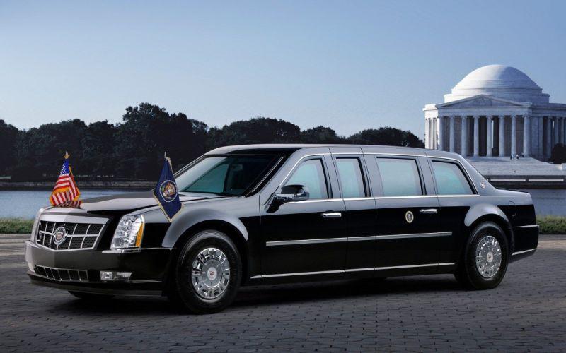 Cadillac-Presidential-Limousine wallpaper