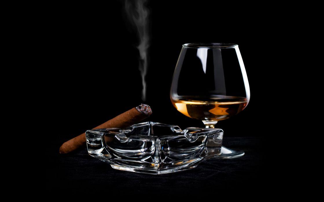 cigar4 cigars alcohlol wallpaper