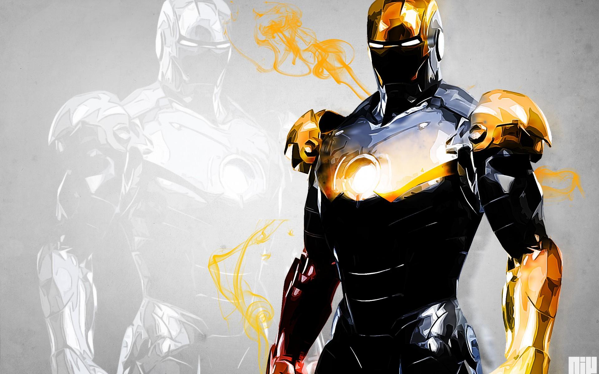 Superheroes wallpaper hd wallpapers blog iron man marvel comics superhero wallpaper 1920x1200 84804 wallpaperup voltagebd Images