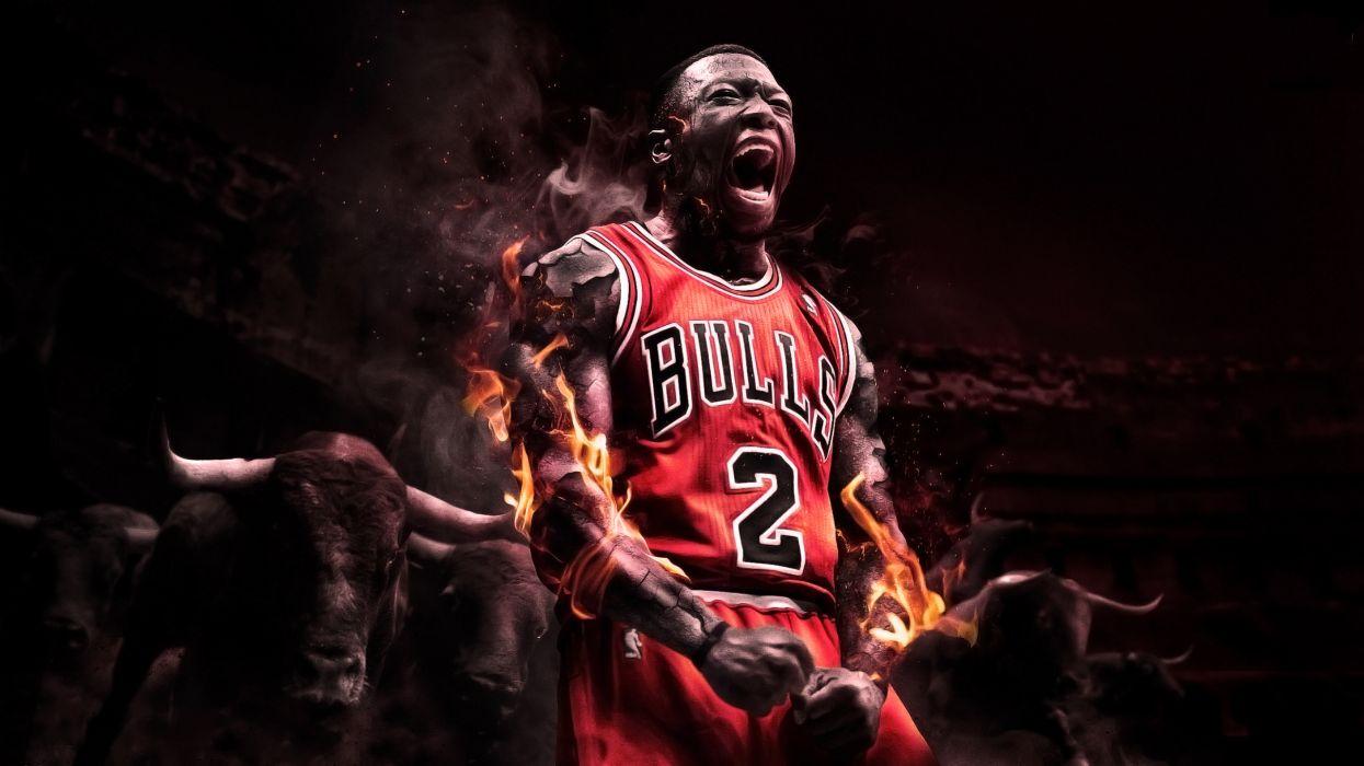 Nate Robinson Player NBA Basketball Chicago Bulls wallpaper