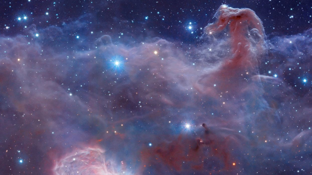 nebula stars star outer wallpaper