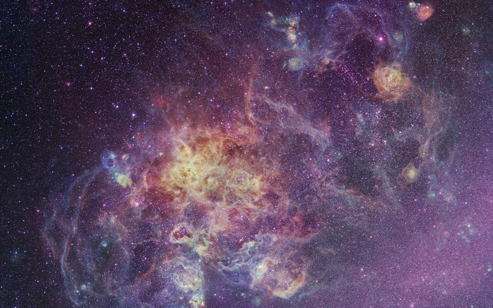 Nebula stars star space wallpaper   1920x1200   84823 ...