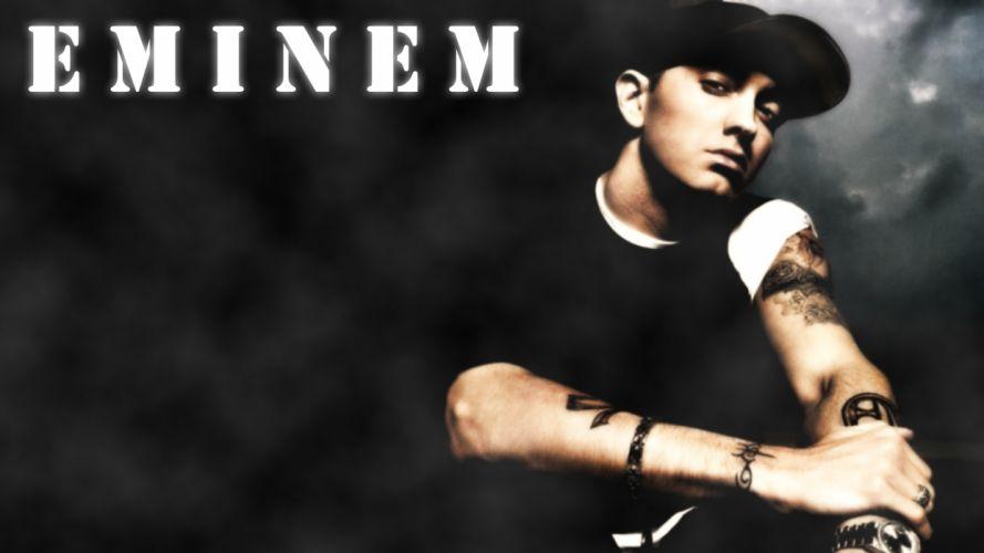 EMINEM SLIM SHADY hip-hop hip hop rap b wallpaper