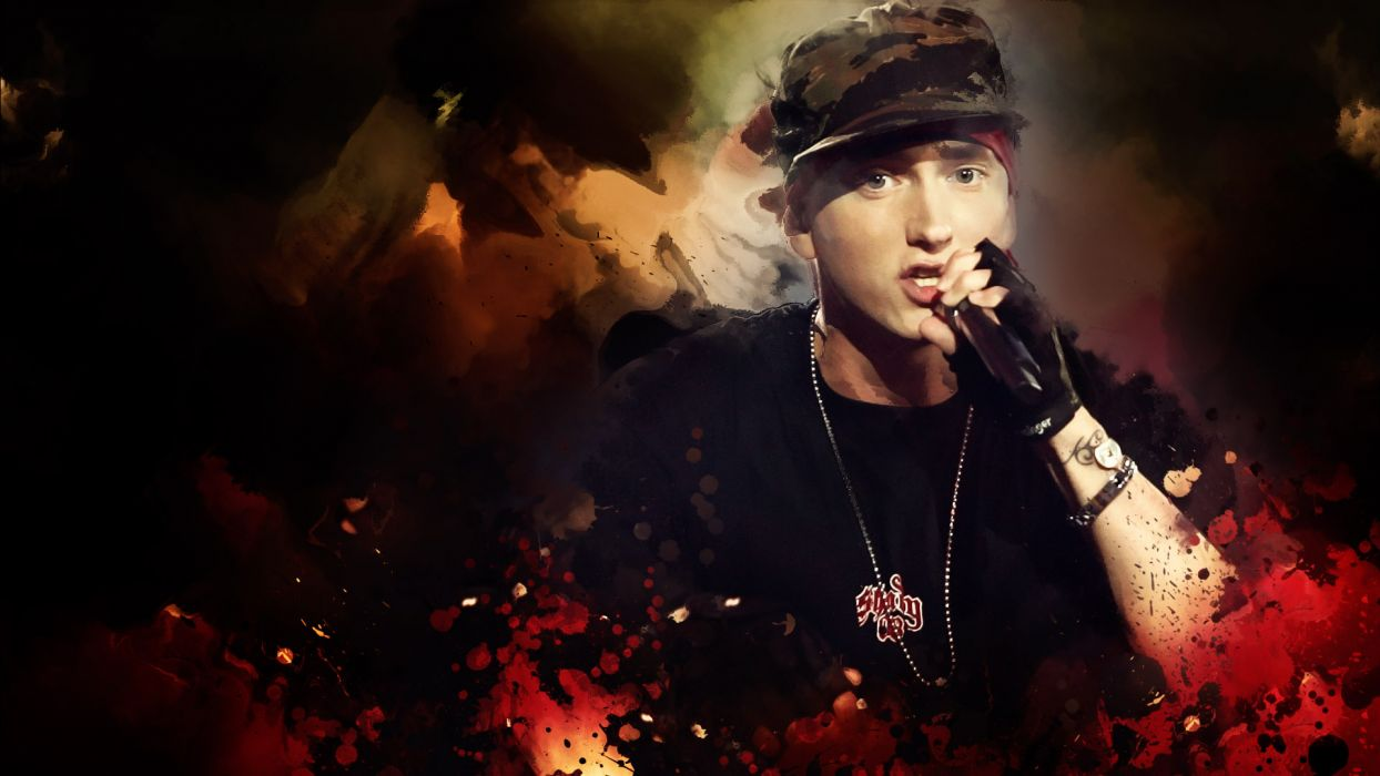 EMINEM SLIM SHADY hip-hop hip hop rap    r wallpaper