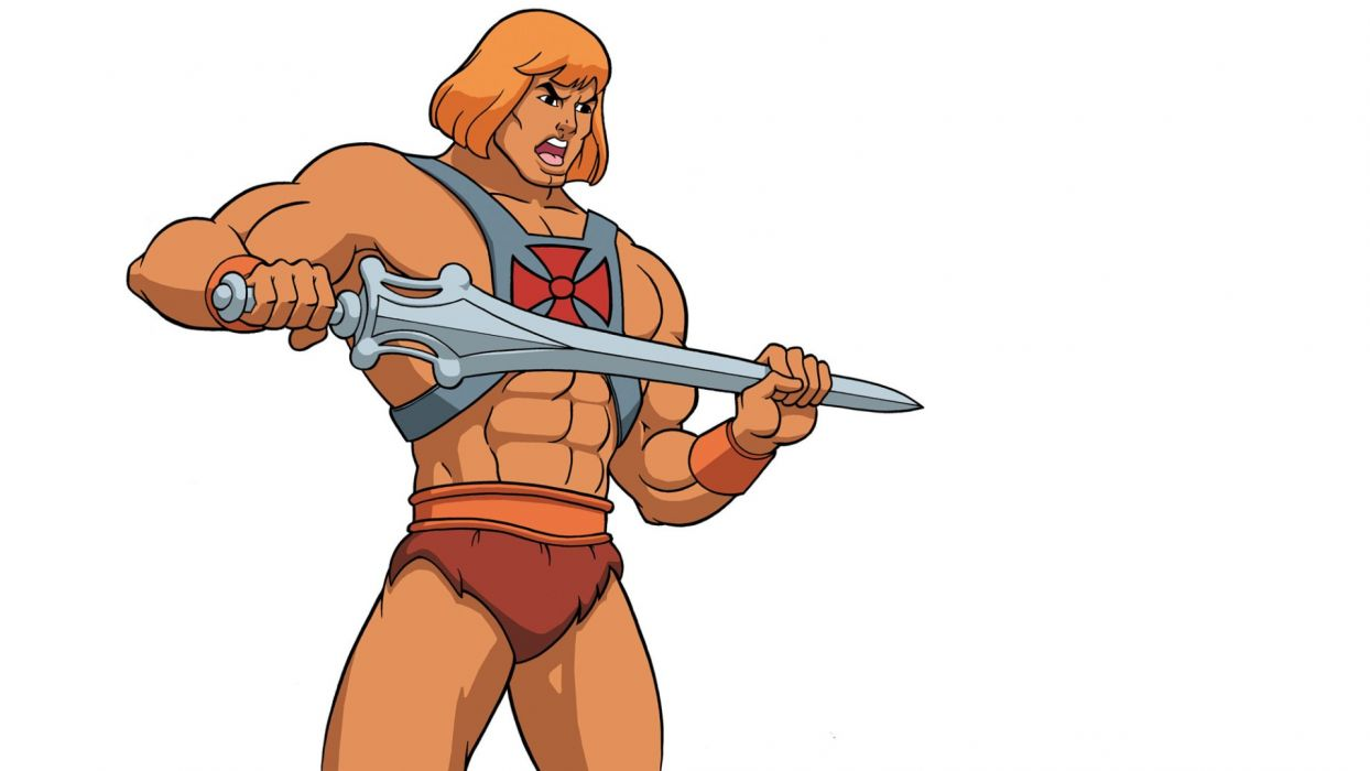 He Man And The Masters Of Universe Comics E Wallpaper