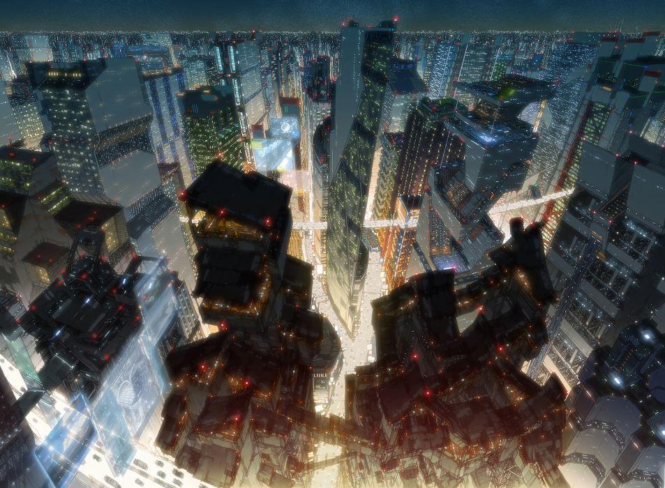 building city landscape night original scenic suzi cities wallpaper