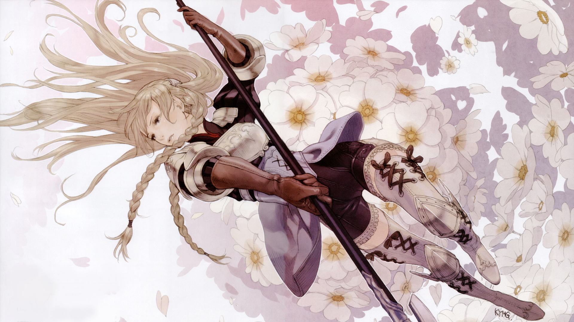 Tagme original warrior warriors armor knight girl girls - Anime female warrior ...