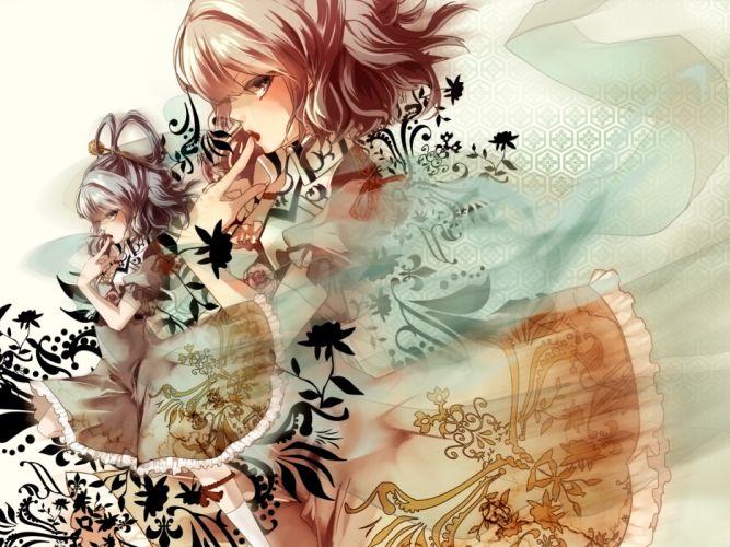 Touhou Kaku Seiga wallpaper