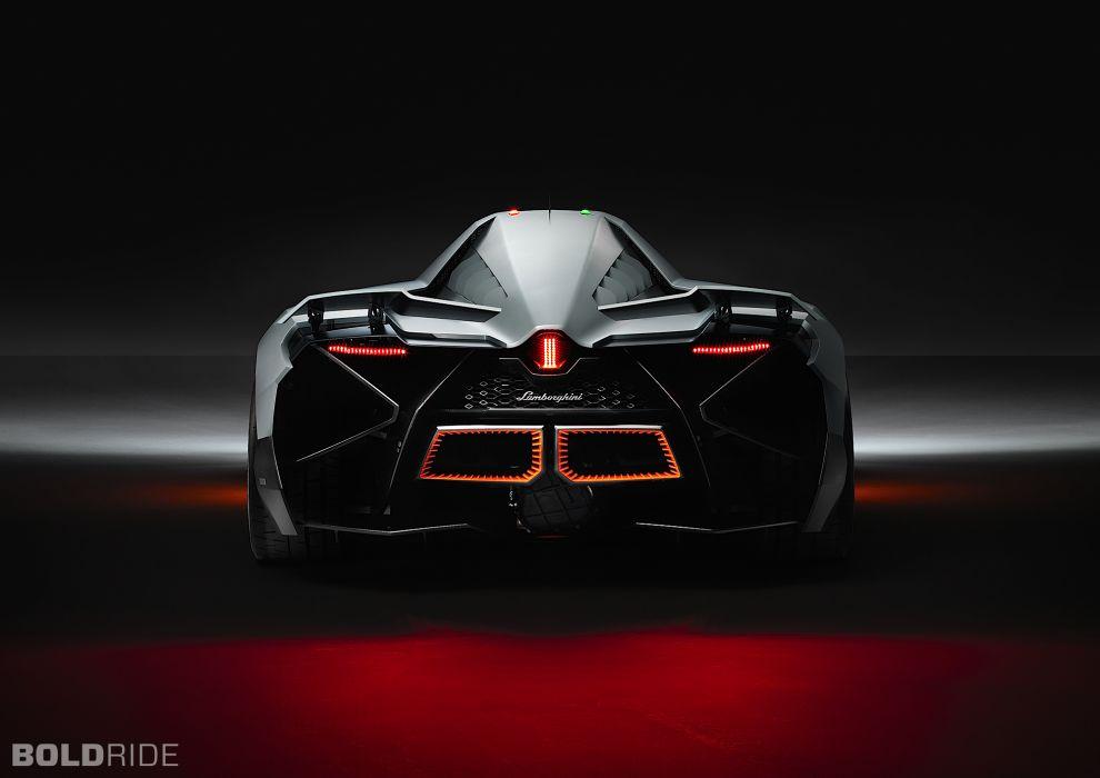 2013 Lamborghini Egoista Concept supercar supercars    f wallpaper