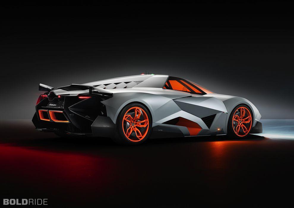 2013 Lamborghini Egoista Concept supercar supercars   w wallpaper