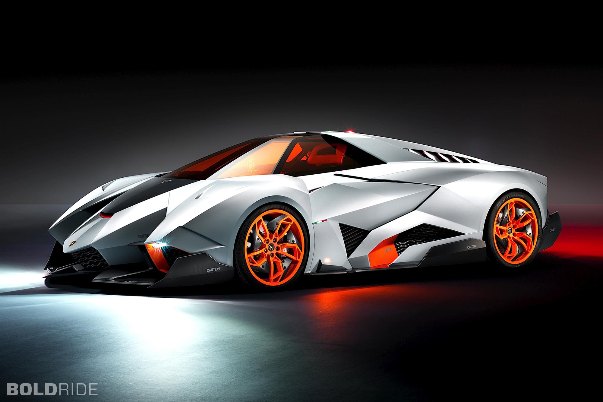 2013 Lamborghini Egoista Concept supercar supercars ...