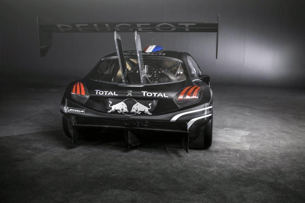 2013 Peugeot 208 T16 Pikes Peak Racer race racing f wallpaper