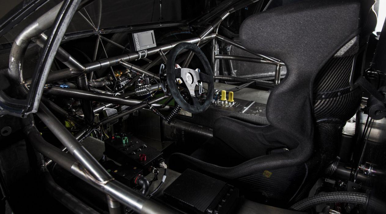 2013 Peugeot 208 T16 Pikes Peak Racer race racing interior wallpaper