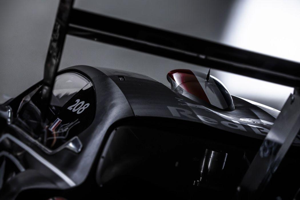 2013 Peugeot 208 T16 Pikes Peak Racer race racing u wallpaper