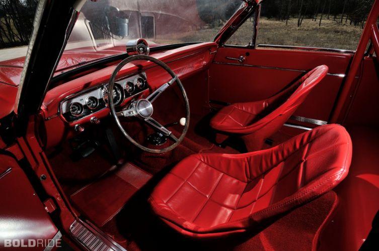 1965 Mercury Comet 427 SOHC A-FX Super Cyclone hot rod rods muscle drag racing race classic interior wallpaper