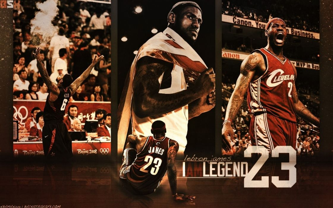Legend nba lebron james miami heat