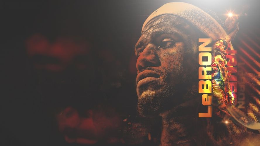 nba basketball lebron james wallpaper