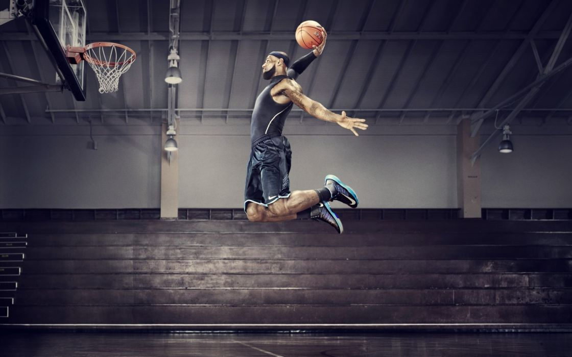 nba basketball nike lebron james wallpaper